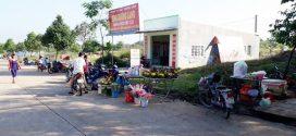 Bán 150m2 lô G6 Mỹ Phước 3 đối diện trường Chánh Phú Hòa giá chỉ 700tr